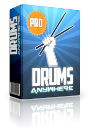 Buy DrumsAnywhere Now!